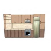 Гарнитур кухонный 3900